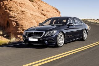 Mercedes Classe S | Car Rental with driver Palermo