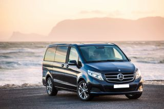 Mercedes classe V | Car Rental with driver Palermo